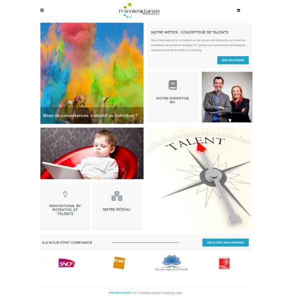 Site web RH